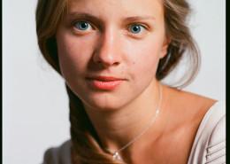 Foto Kuchaeva blanco