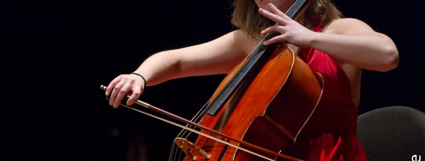 Georgina Sanchez Cello